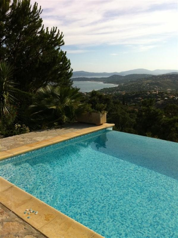 Vacation rental house / villa Les issambres 980€ - Picture 1