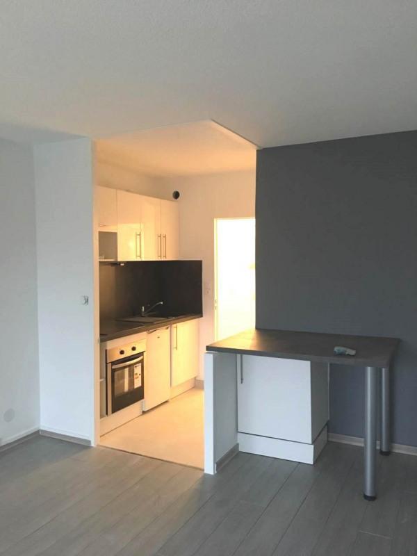 Rental apartment Gaillard 625€ CC - Picture 1
