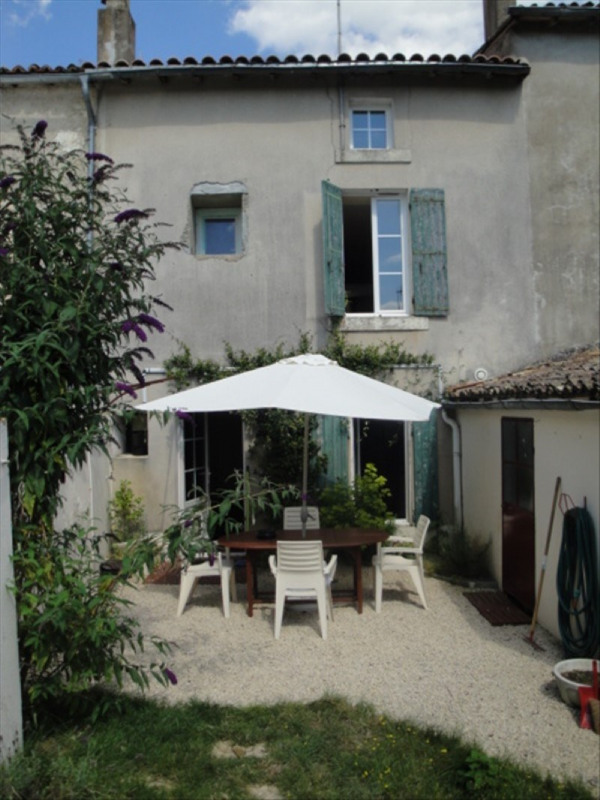 Vente maison / villa La mothe st heray 54 900€ - Photo 1