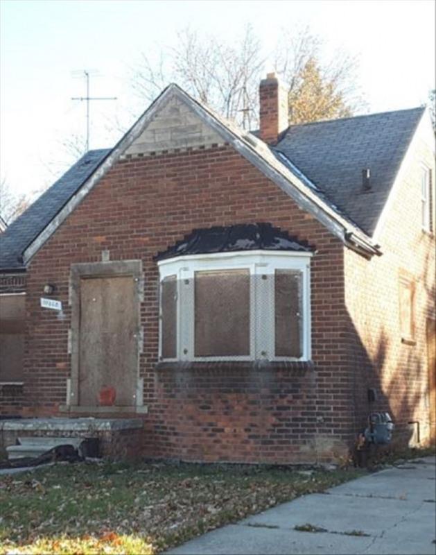 Verkauf haus Detroit 55000€ - Fotografie 1