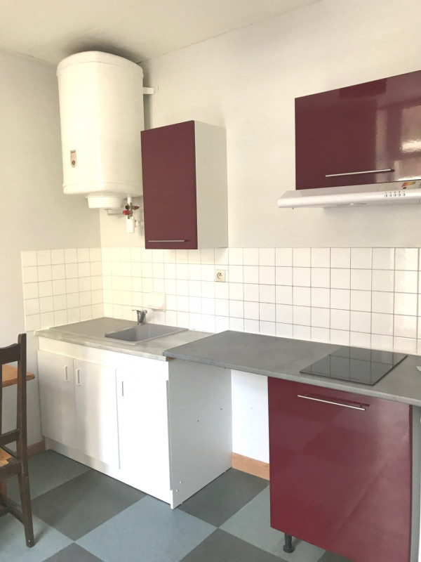 Rental apartment Angoulême 290€ CC - Picture 1