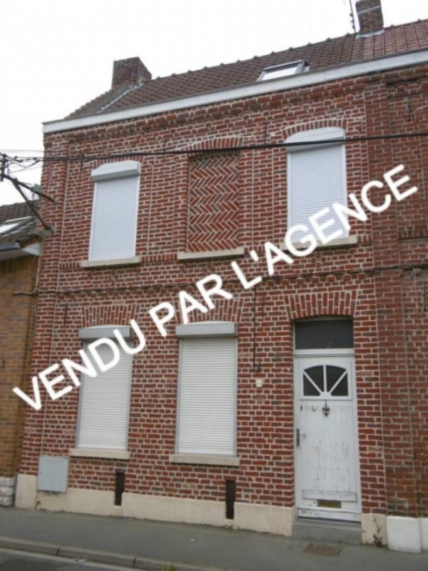 Vente maison / villa Bauvin 163 900€ - Photo 1
