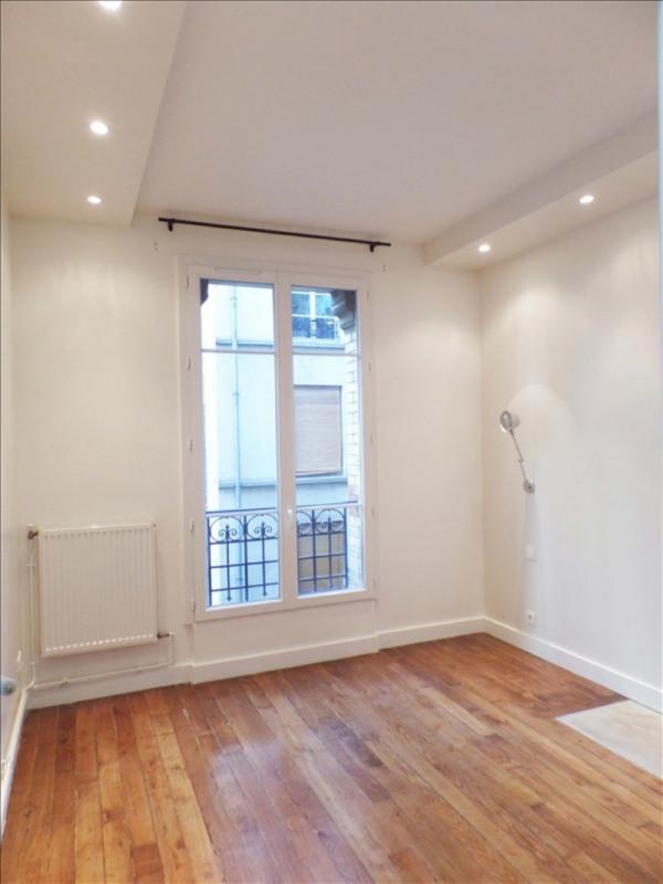 Rental apartment Paris 9ème 1600€ CC - Picture 4