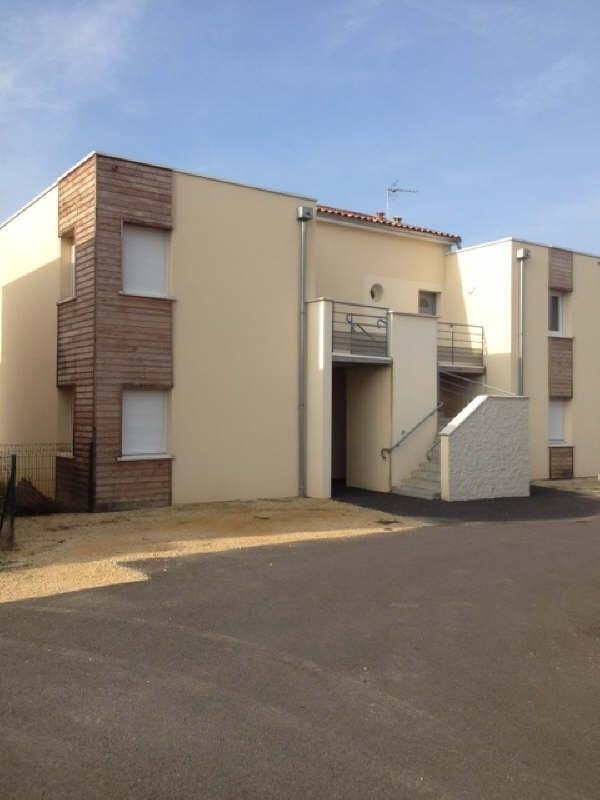Rental apartment Poitiers 501€ CC - Picture 1