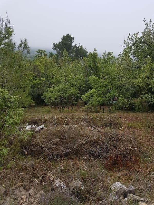 Vente terrain Brignoles 115990€ - Photo 1
