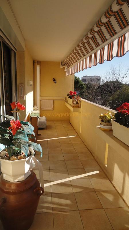 Life annuity apartment Le lavandou 30000€ - Picture 2