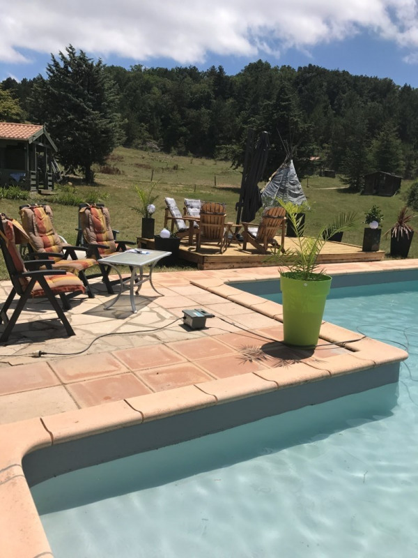 Deluxe sale house / villa Villefloure 785000€ - Picture 1