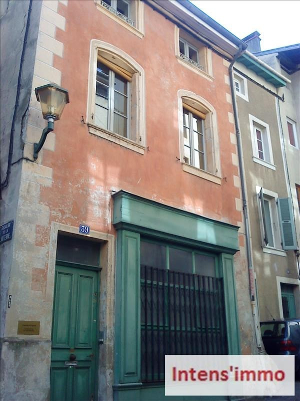 Sale apartment Romans sur isere 109 000€ - Picture 1