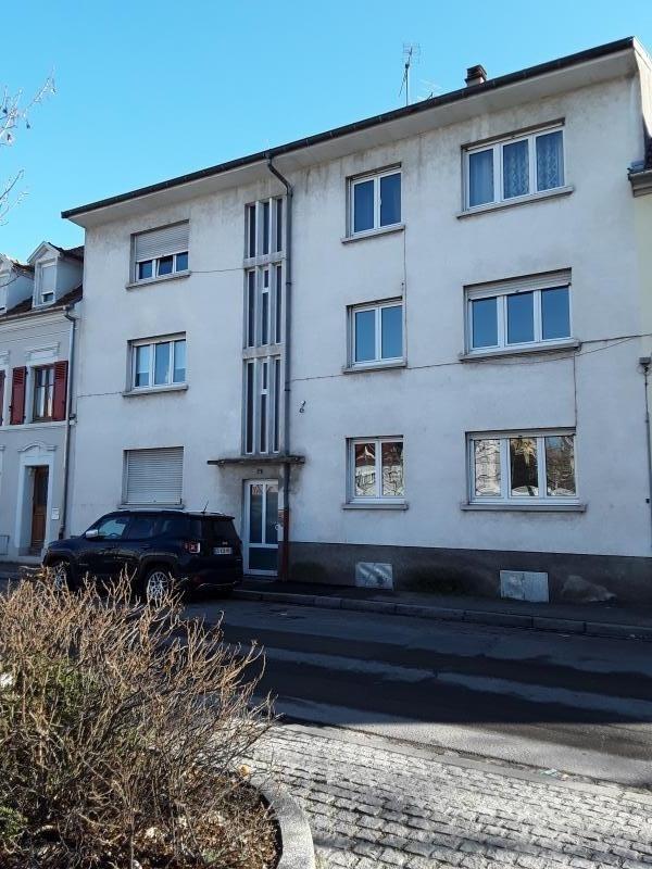 Producto de inversión  edificio Mulhouse 339000€ - Fotografía 9