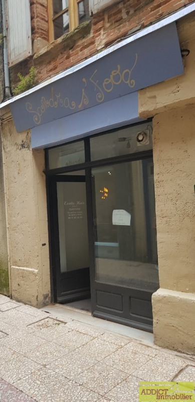 Location local commercial Lavaur 330€ CC - Photo 1
