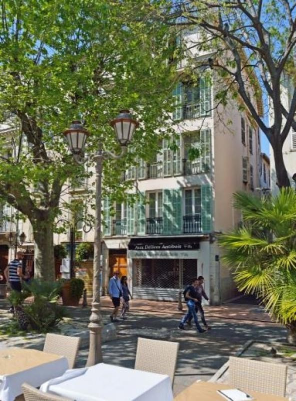Vente appartement Antibes 372 500€ - Photo 1
