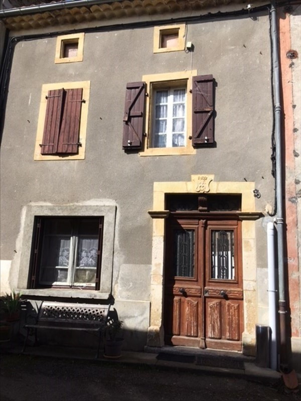 Sale house / villa Cerizols 81 000€ - Picture 1
