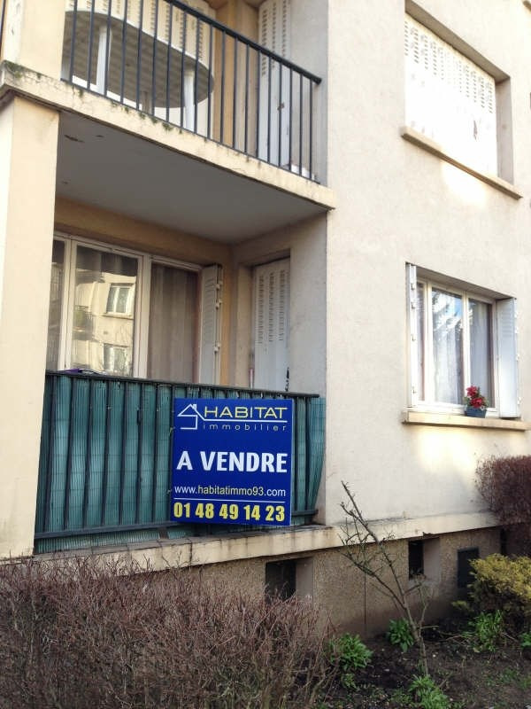 Sale apartment Bondy 193 000€ - Picture 1