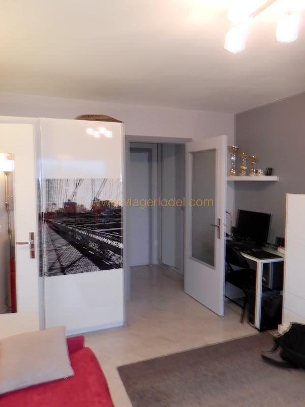 Vendita nell' vitalizio di vita appartamento Antibes 60000€ - Fotografia 9
