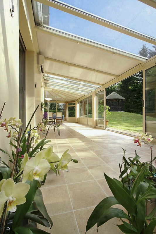 Deluxe sale house / villa Lamorlaye 613600€ - Picture 5