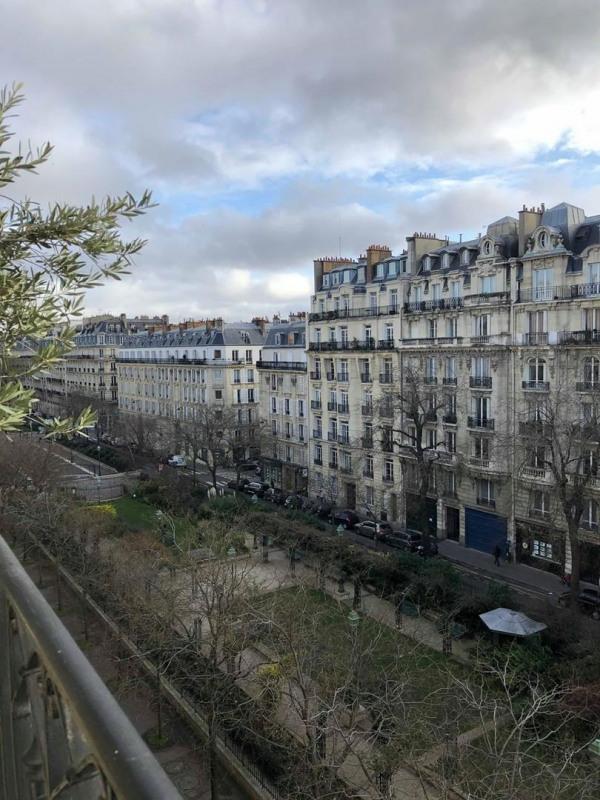 Rental apartment Paris 17ème 3750€ CC - Picture 3