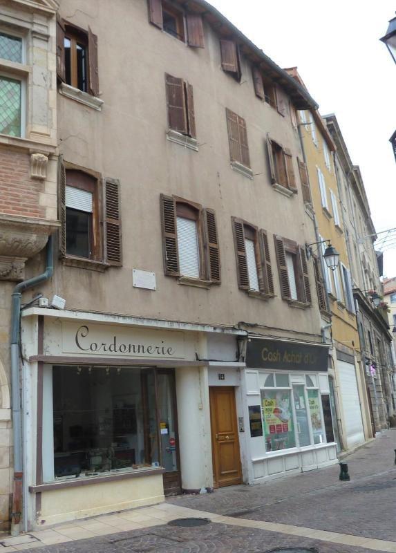 Sale building Castres 442000€ - Picture 1