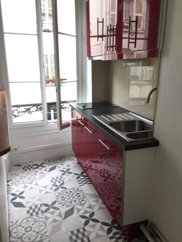 Location appartement Paris 9ème 800€ CC - Photo 1