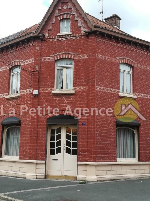 Vente maison / villa Douvrin 137 900€ - Photo 1