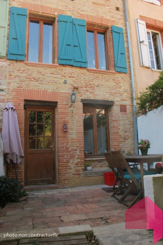 Venta  casa Villefranche de lauragais 195000€ - Fotografía 1