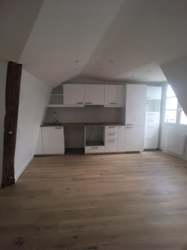 Vente appartement Paris 4ème 579 000€ - Photo 1