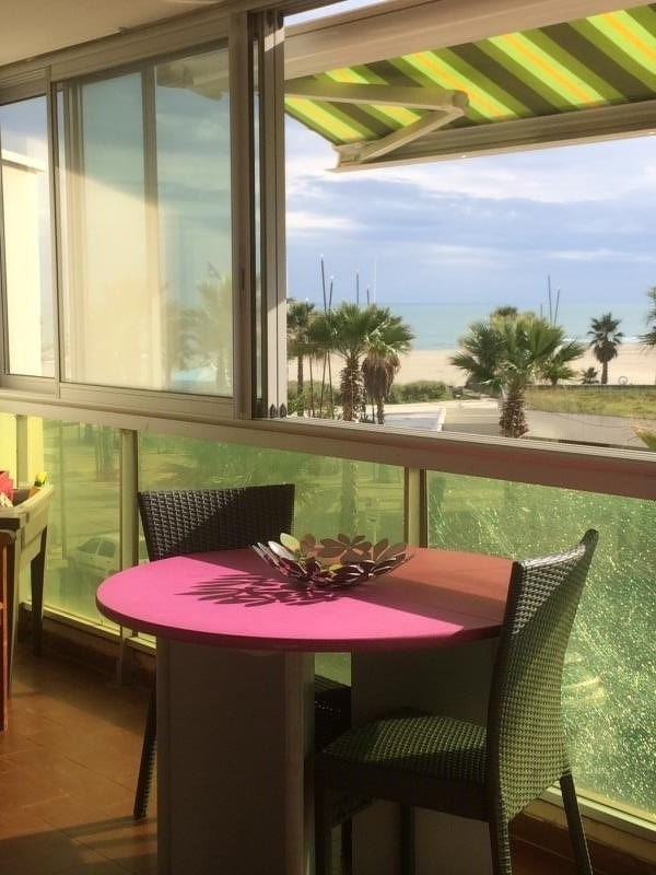 Vente appartement Canet plage 297 000€ - Photo 6