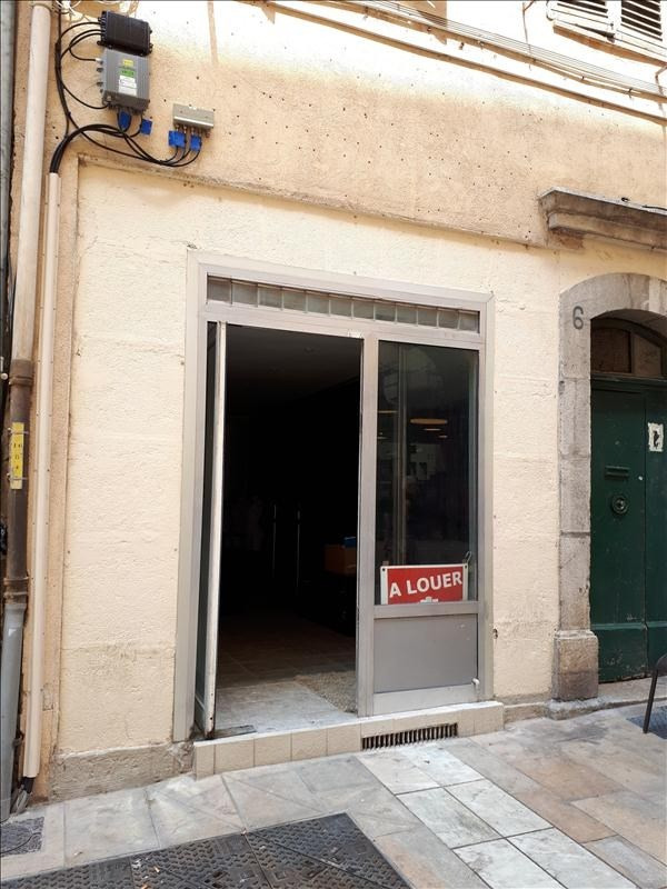 Location local commercial Toulon 500€ HT/HC - Photo 1