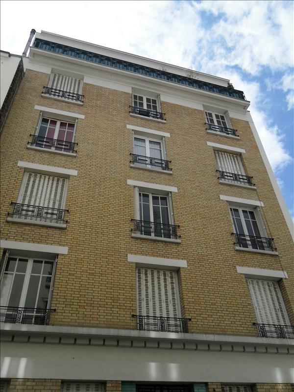 Location appartement Asnieres sur seine 860€ CC - Photo 2