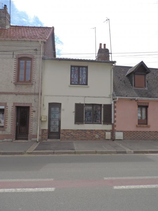 Sale house / villa Abbeville 54900€ - Picture 1