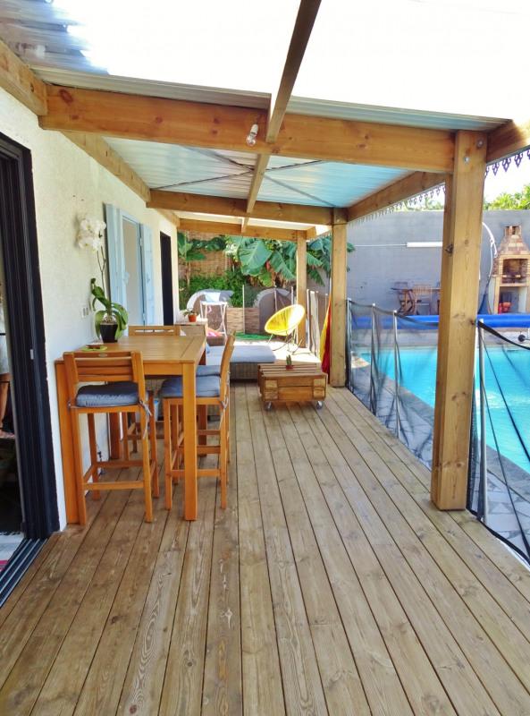 Alquiler vacaciones  casa Saint gilles les hauts 700€ - Fotografía 3