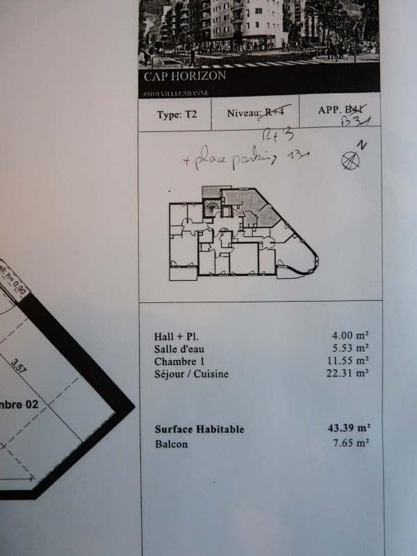 Location appartement Villeurbanne 642€ CC - Photo 6