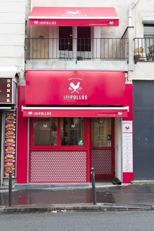 Vente fonds de commerce boutique Paris 20ème 85000€ - Photo 1