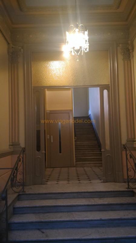 Vendita nell' vitalizio di vita appartamento Nice 143000€ - Fotografia 2