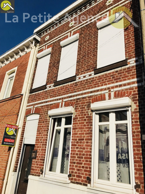 Vente maison / villa Annoeullin 97900€ - Photo 1