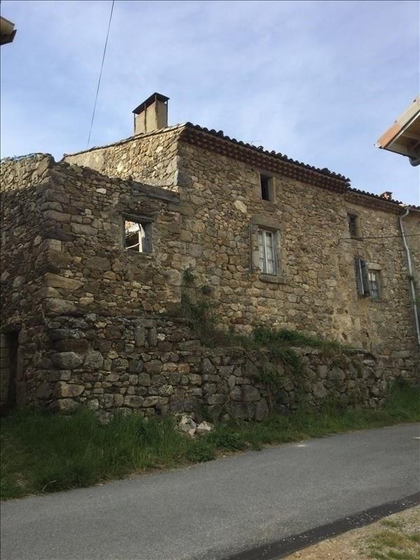 Venta  casa Tournon-sur-rhone 50000€ - Fotografía 1