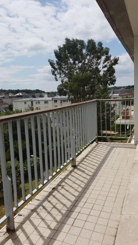 Sale apartment Quimper 108000€ - Picture 3