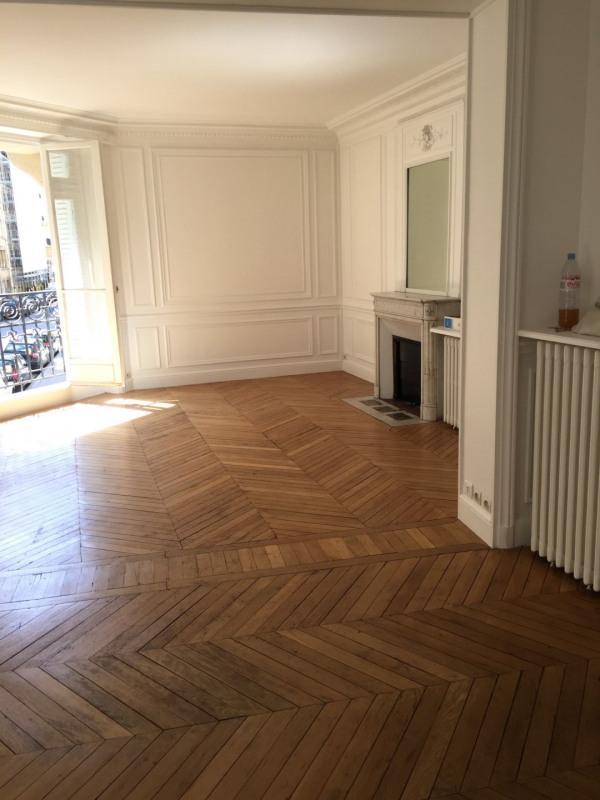 Rental apartment Paris 17ème 3300€ CC - Picture 3