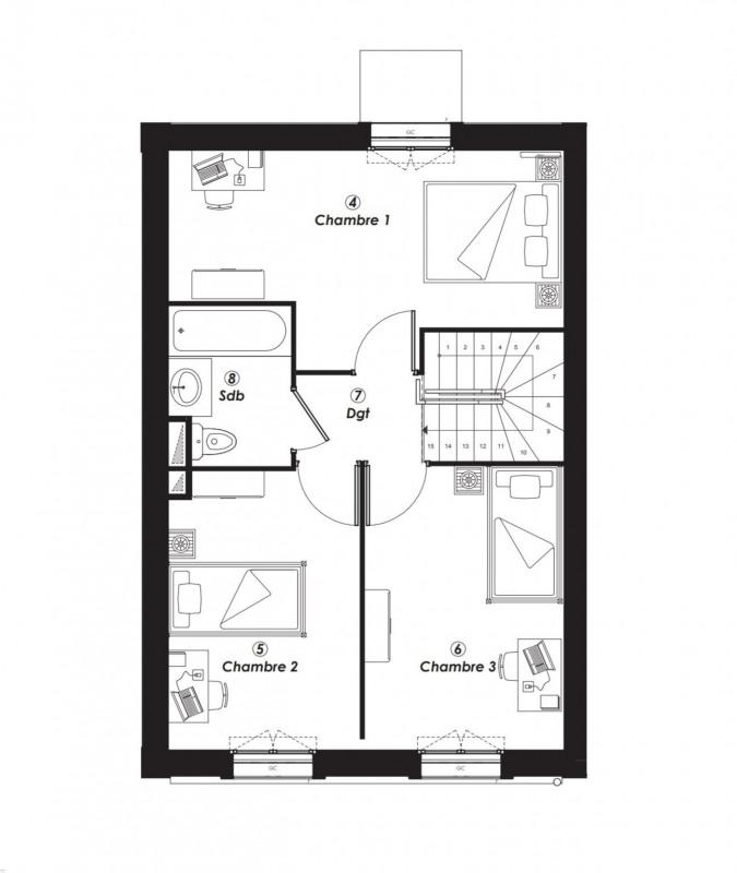 Vente maison / villa Montgeron 355000€ - Photo 2