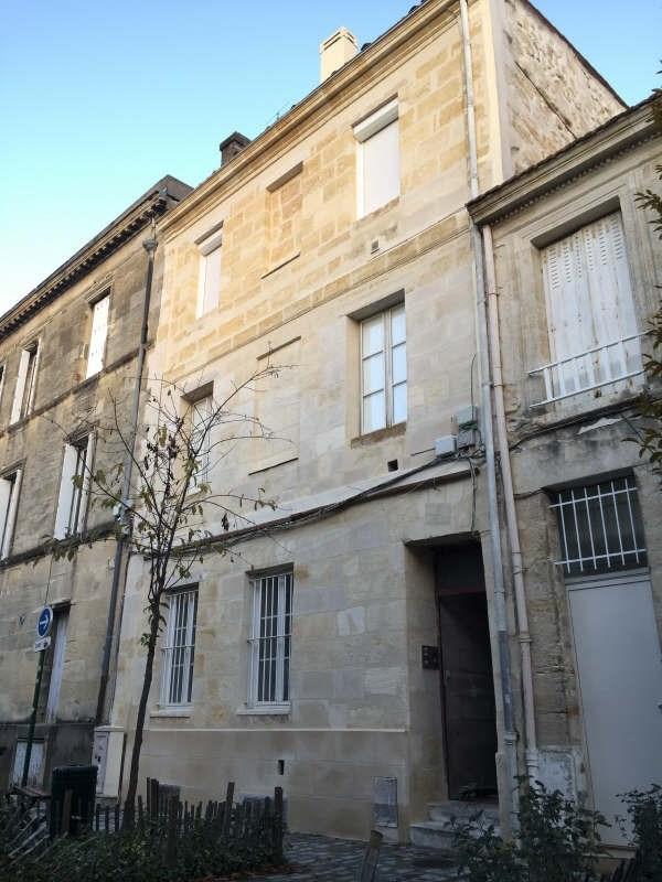 Vente immeuble Bordeaux 780000€ - Photo 1