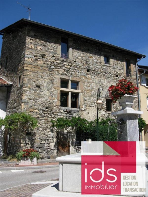 Sale house / villa Goncelin 280000€ - Picture 1
