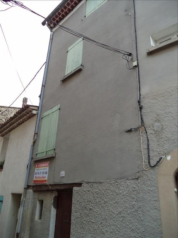 Vente maison / villa Le val 95 990€ - Photo 2