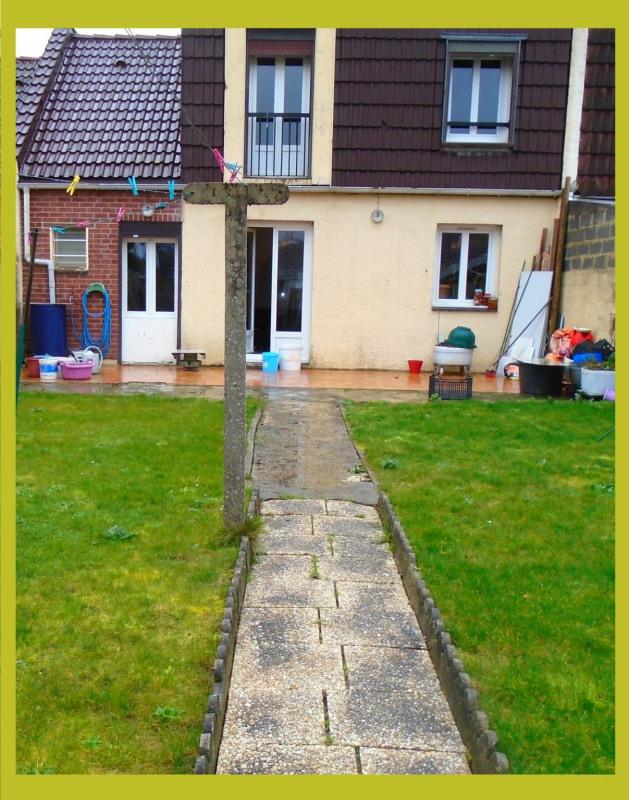Vente maison / villa Hulluch 137900€ - Photo 1