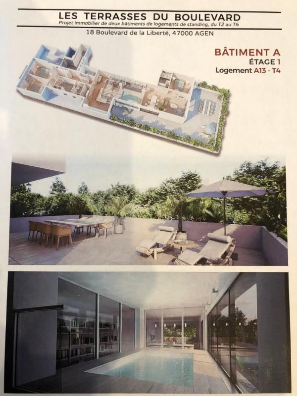 Sale apartment Agen 455000€ - Picture 2