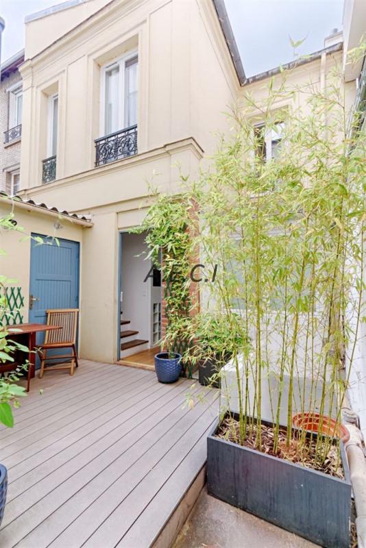 Vente appartement Asnieres sur seine 610000€ - Photo 1