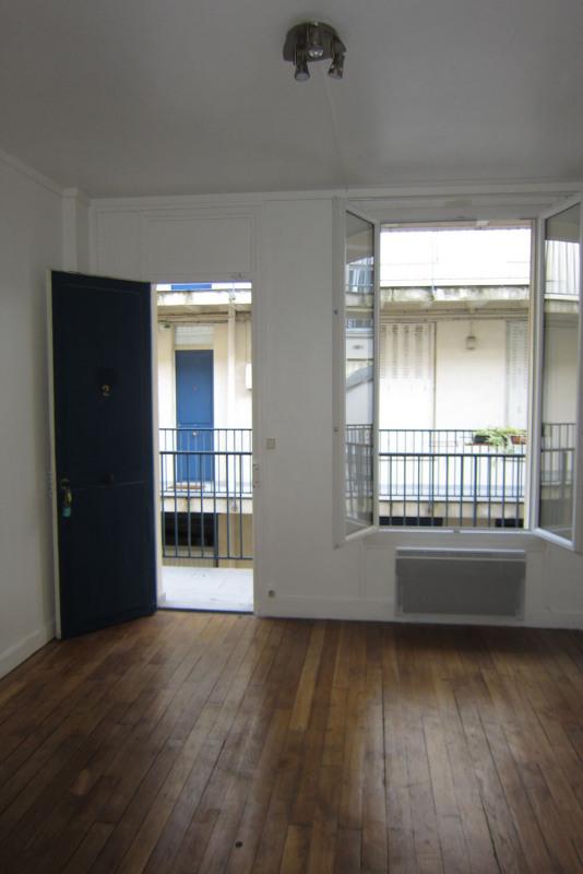 Rental apartment Paris 16ème 569€ CC - Picture 5