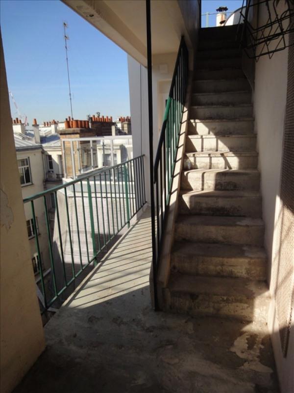 Sale apartment Paris 19ème 63000€ - Picture 4