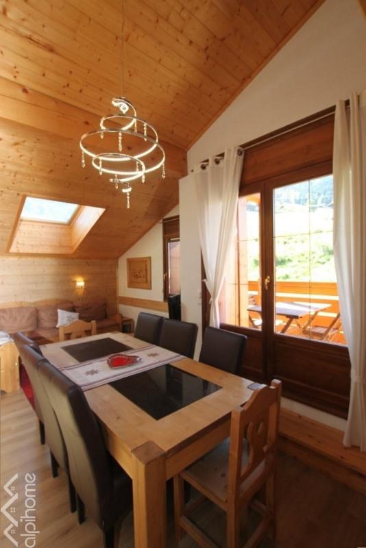 Vente appartement Flumet 335000€ - Photo 2