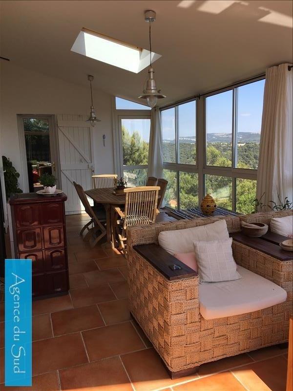Vente de prestige maison / villa Carnoux en provence 745000€ - Photo 7