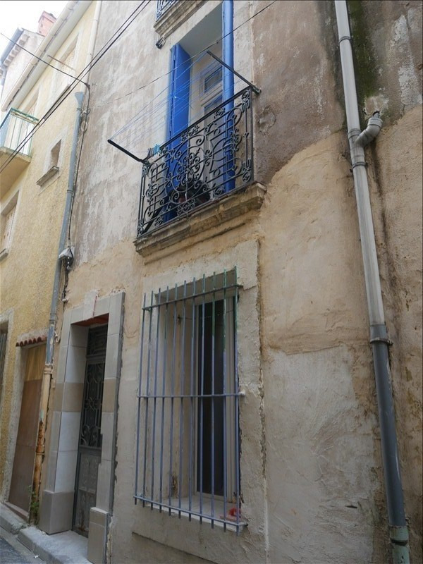Sale building Beziers 135 000€ - Picture 1