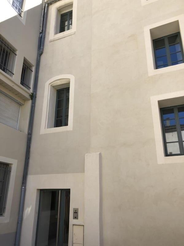 Rental apartment Nimes 540€ CC - Picture 1